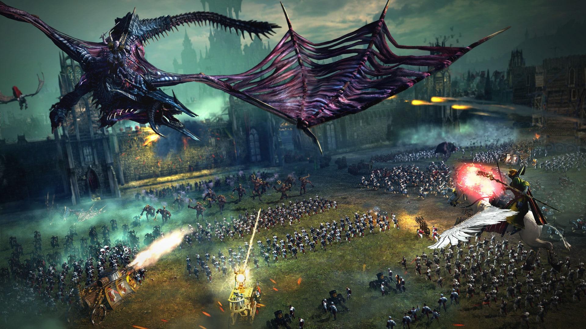 Total War: Warhammer review videogamer.gr