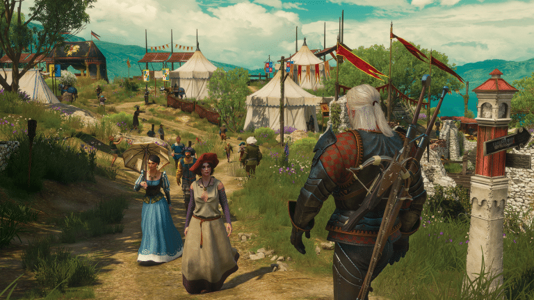 The Witcher 3: Wild Hunt - VideoGamer Greece