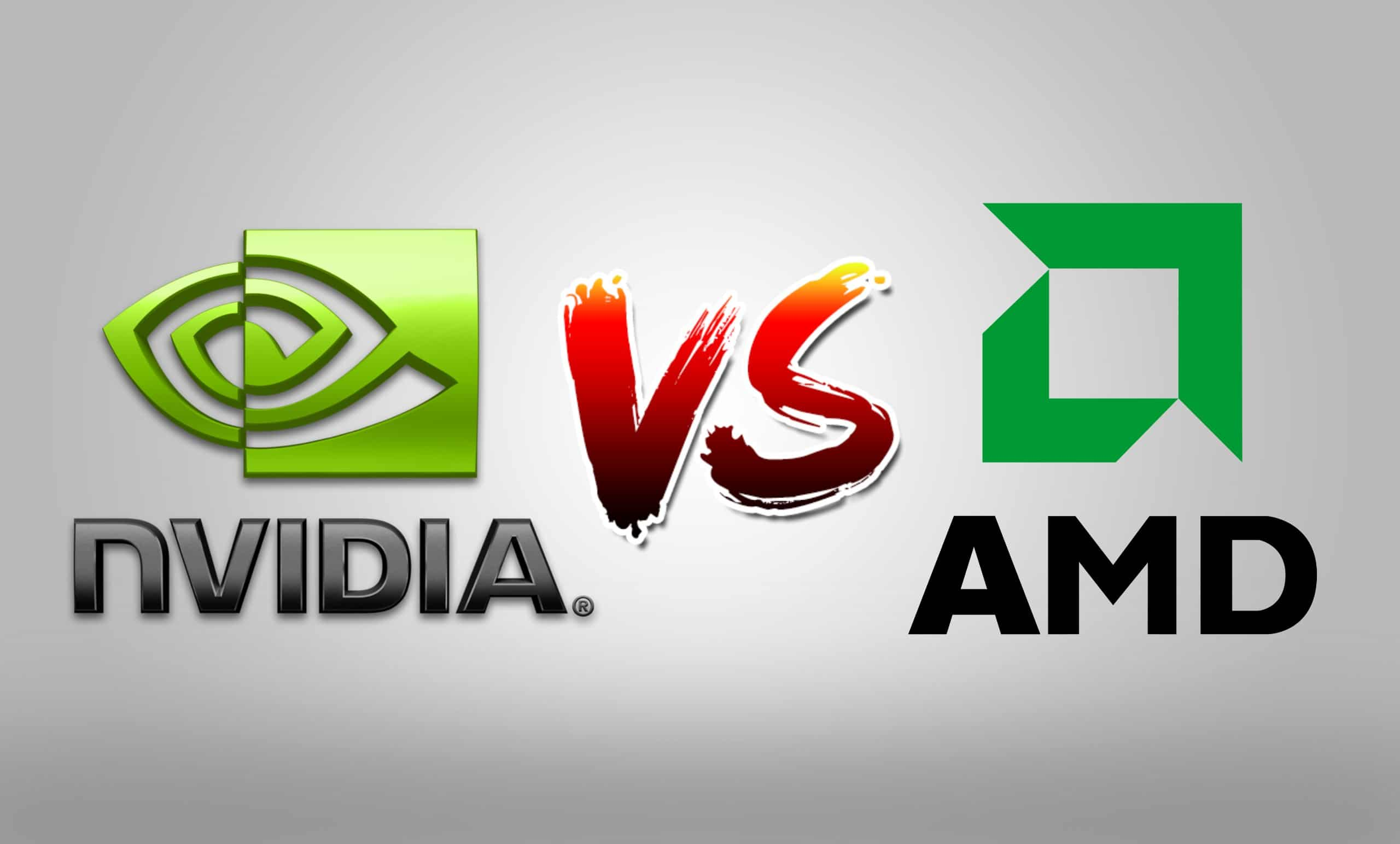 NVIDIA vs AMD - VideoGamer Greece