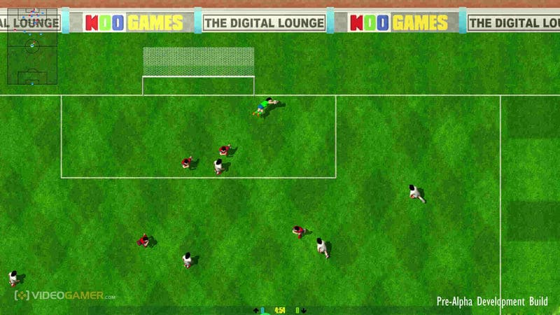 Exclusive του Playstation το Kick Off Revival! - videogamer.gr