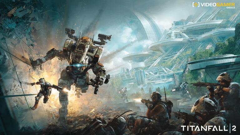 Διαθέσιμο για όλους το multiplayer test του Titanfall 2 - videogamer.gr