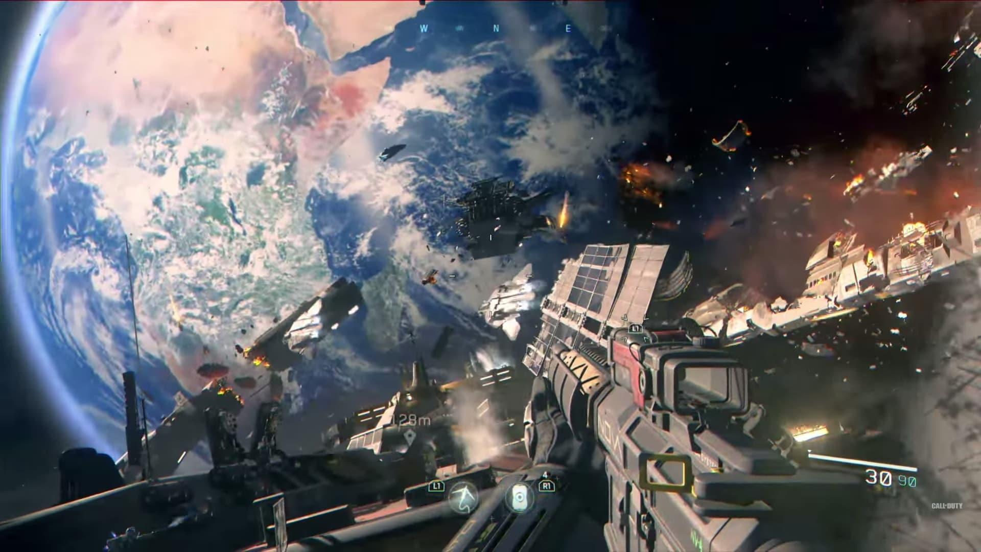 Call of duty infinite warfare - Infinite warfare ship assault ...