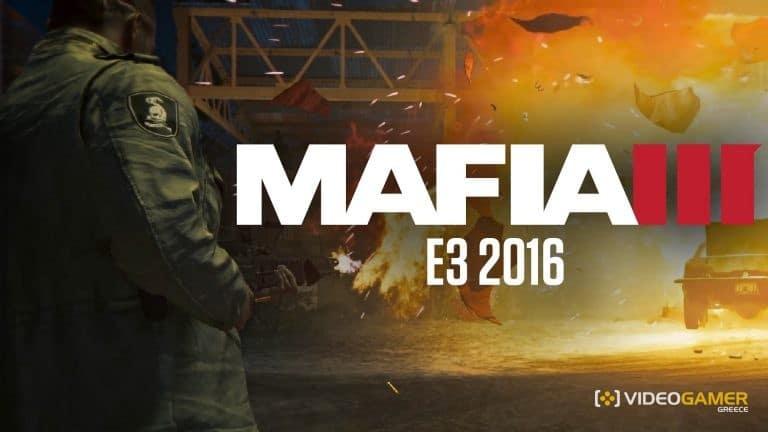Mafia 3 - videogamer.gr