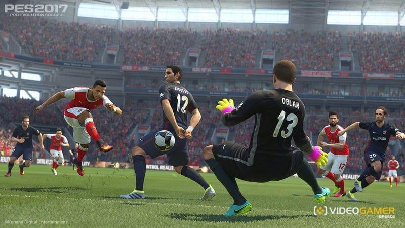 Το πρώτο hands-on του PES 2017 στην Gamescom - videogamer.gr