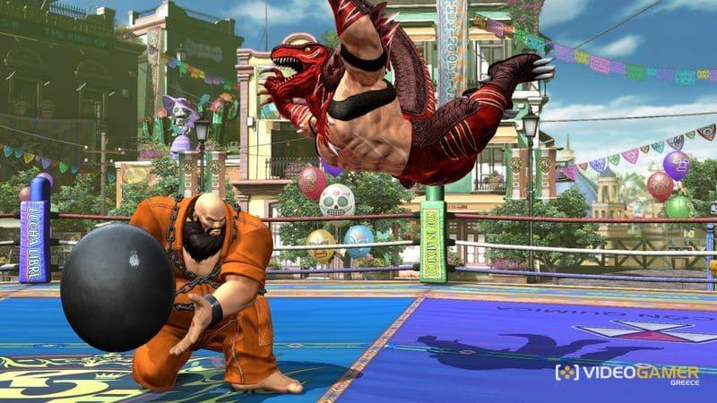 Κατέβασε το demo του King of Fighters XIV για PS4 - videogamer.gr