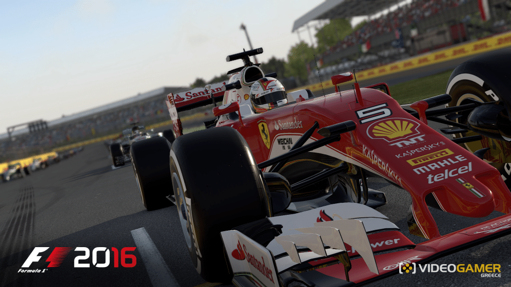 F1 2016 Review - videogamer.gr
