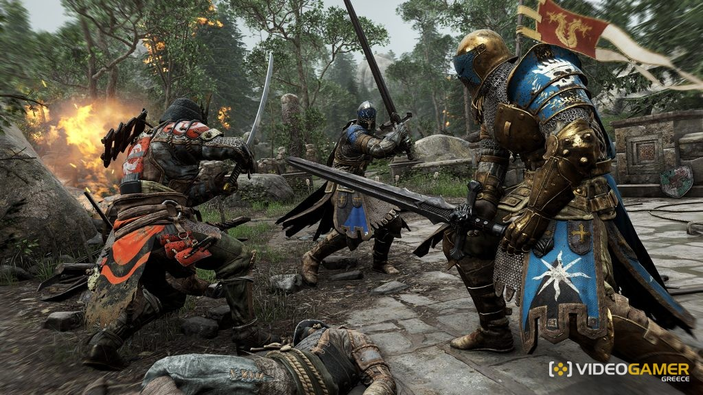 Δες 26 λεπτά Campaign gameplay από το For Honor - videogamer.gr