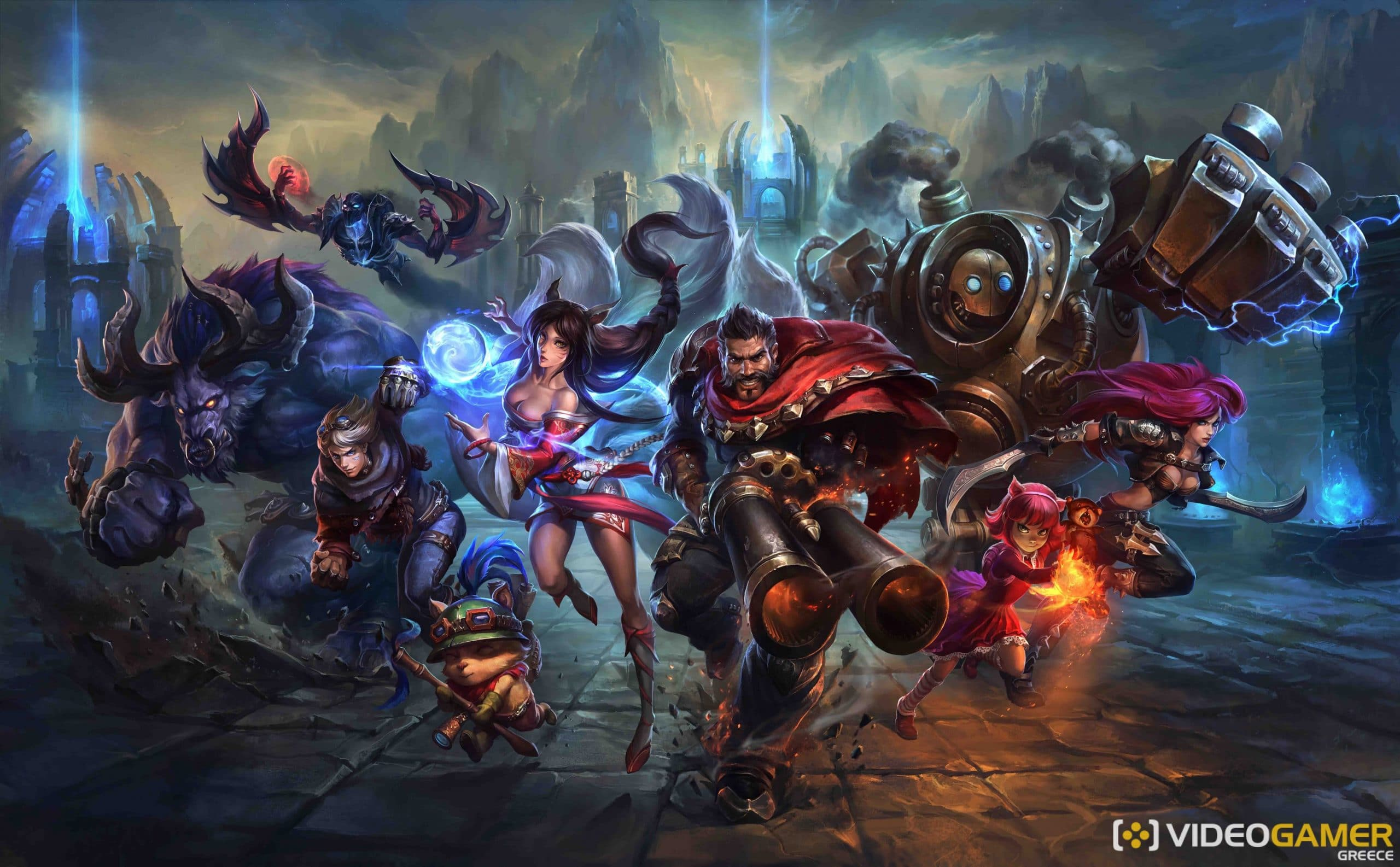 Το VideoGamer παίζει, 23 Ιουλίου 2016 - videogamer.gr