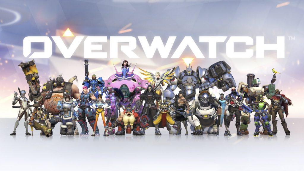 Διαγωνισμός Overwatch