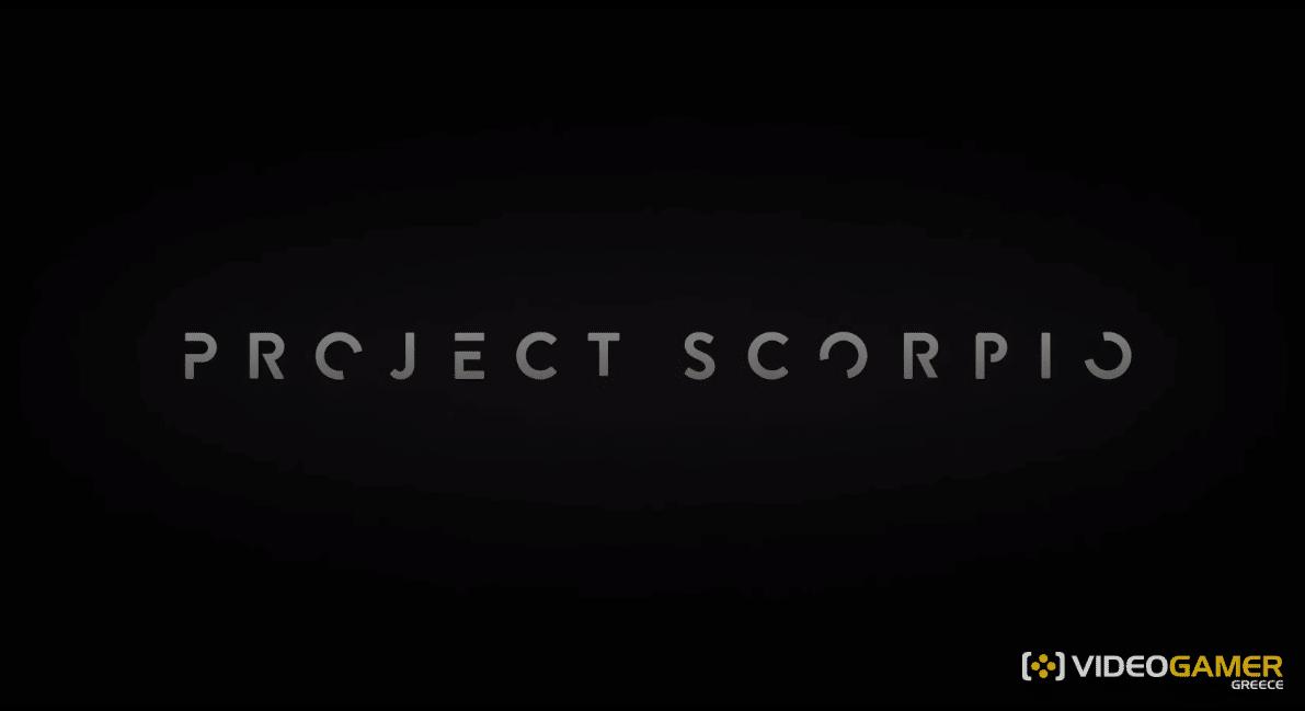Project Scorpio videogamer.gr