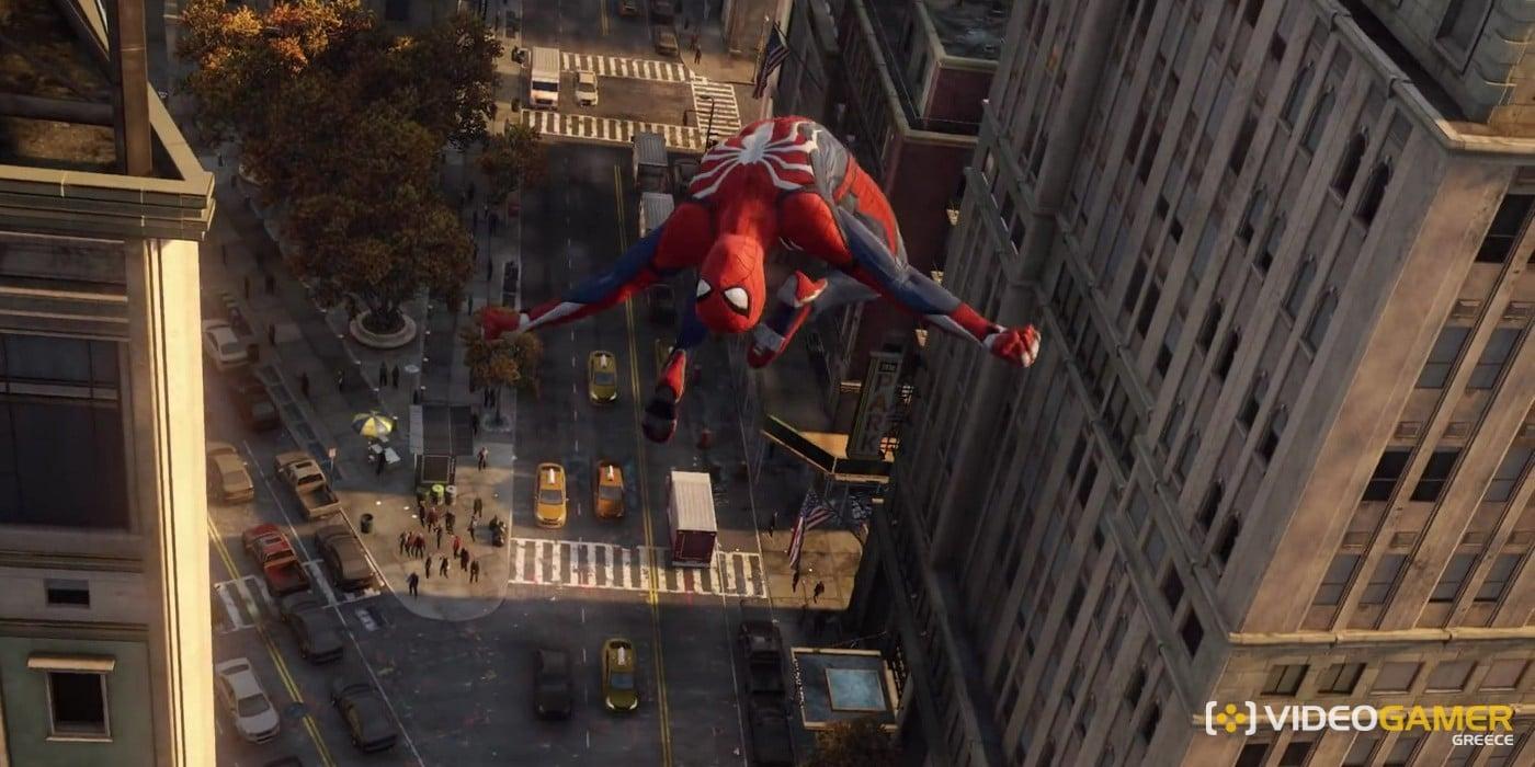 'Πολύ μεγαλύτερος' του Sunset Overdrive ο Spiderman τίτλος της Insomniac - videogamer.gr