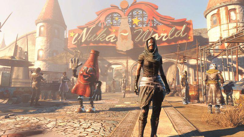 Ακόμη υπό εξέταση τα Fallout 4 mods στο PS4 - videogamer.gr
