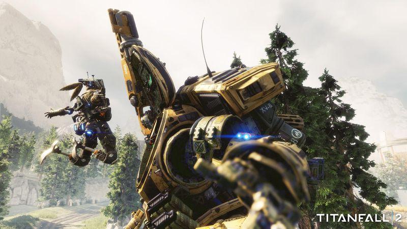 'Πολύ σύντομα' περισσότερες πληροφορίες για την Beta του Titanfall 2