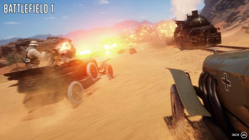 Έρχεται στις 31 Αυγούστου η Open Beta του Battlefield 1 - videogamer.gr