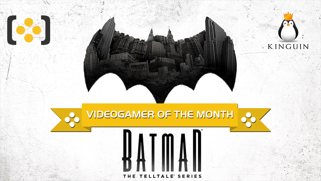 VideoGamer of the Month