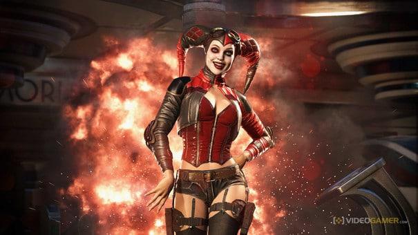 Δες την εμφάνιση της Harley Quinn στο Injustice 2 - videogamer.gr