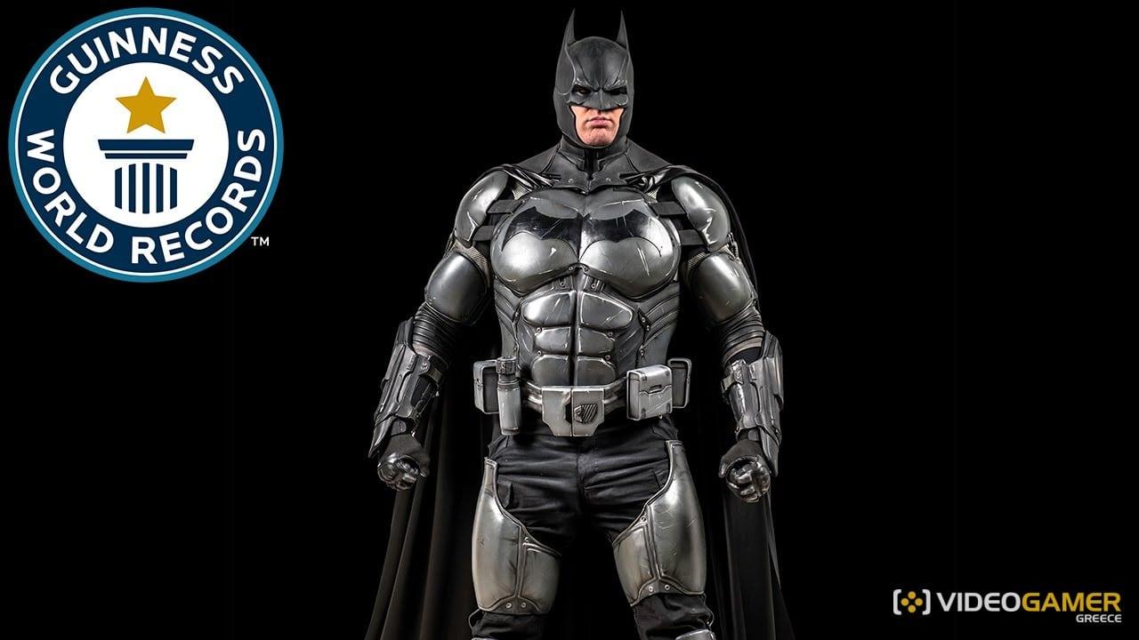 Δες την καταπληκτική fan-made στολή Batman! - videogamer.gr