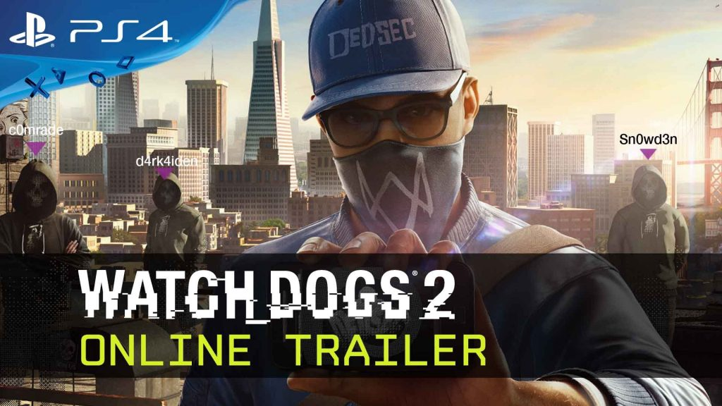 Έρχεται το Watch Dogs 2 Bounty Hunter Mode - videogamer.gr