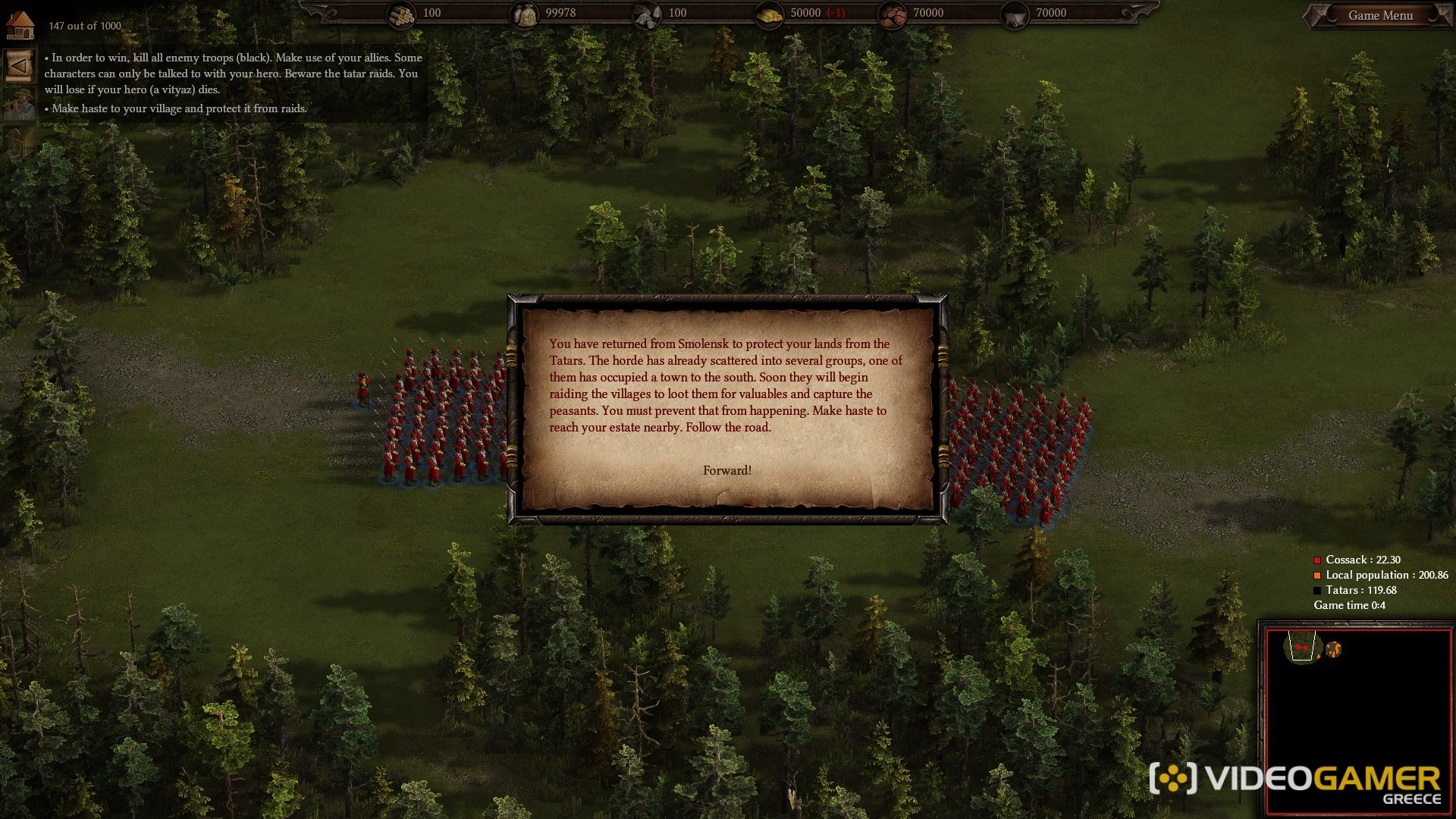 Cossacks 3 videogamer.gr