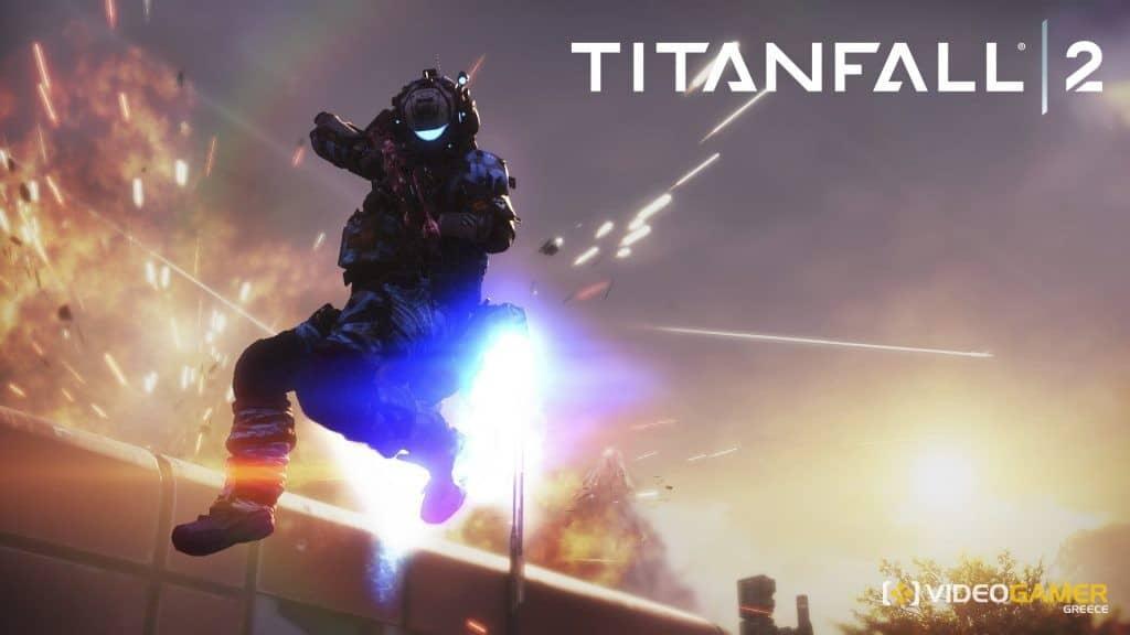 Δες το απίστευτα ξεσηκωτικό Pilots Trailer του Titanfall 2 - videogamer.gr