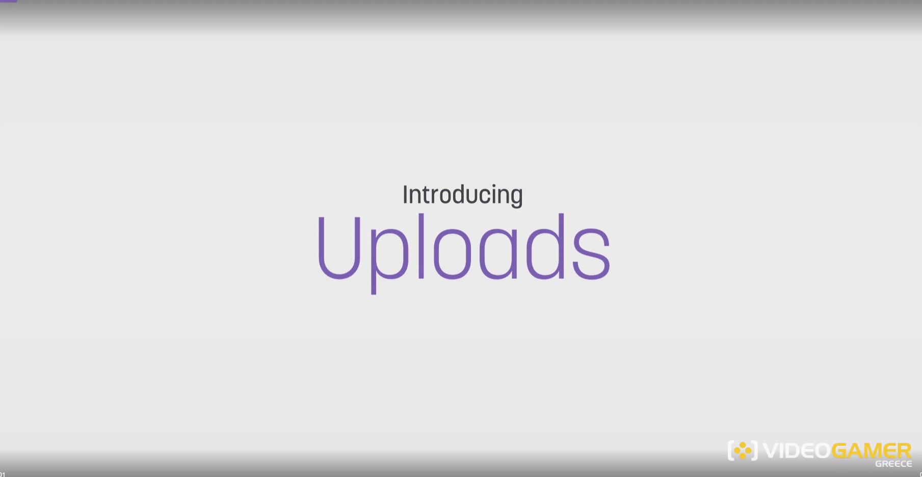 Twitch Uploads: Ανέβασε βίντεο στο Twitch κανάλι σου - videogamer.gr