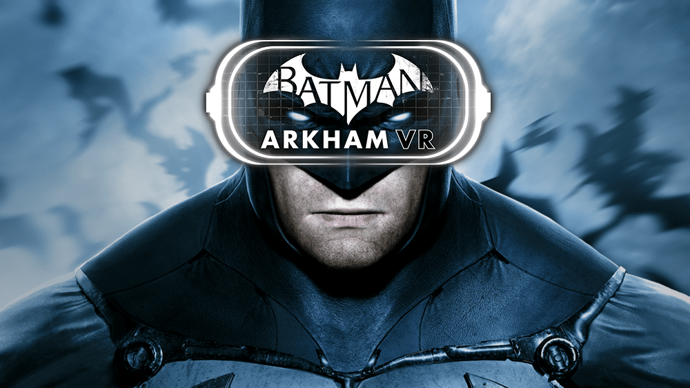 1 ώρα διάρκεια η ιστορία του Batman: Arkham VR - videogamer.gr