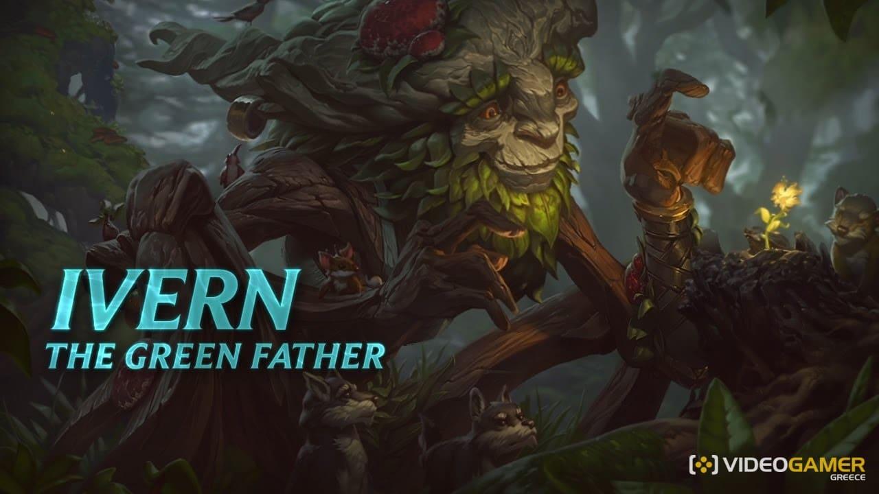 Ivern league of legends