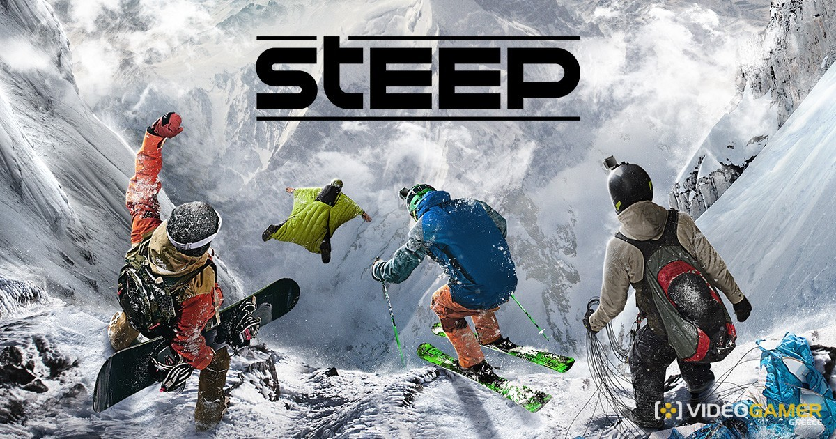 Steep Hands-On Preview - videogamer.gr