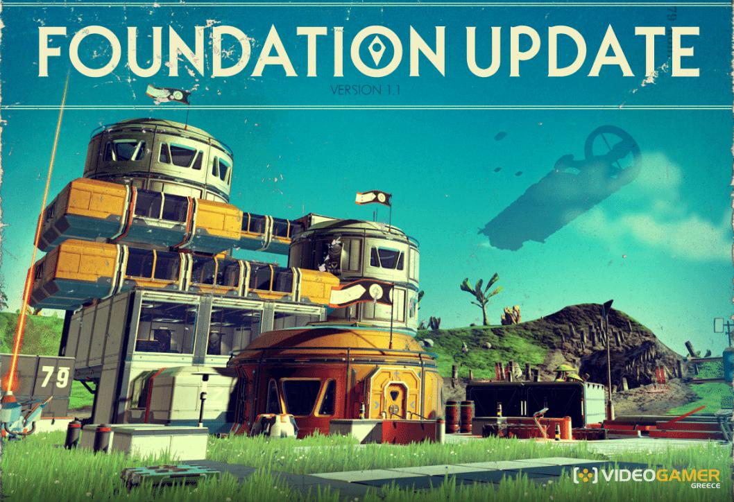 Τεράστιες βελτιώσεις και προσθήκες για το No Man's Sky - videogamer.gr