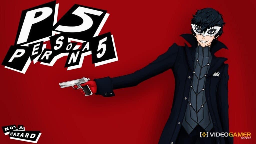 Έρχεται το πρώτο gameplay video για το Persona 5 - videogamer.gr