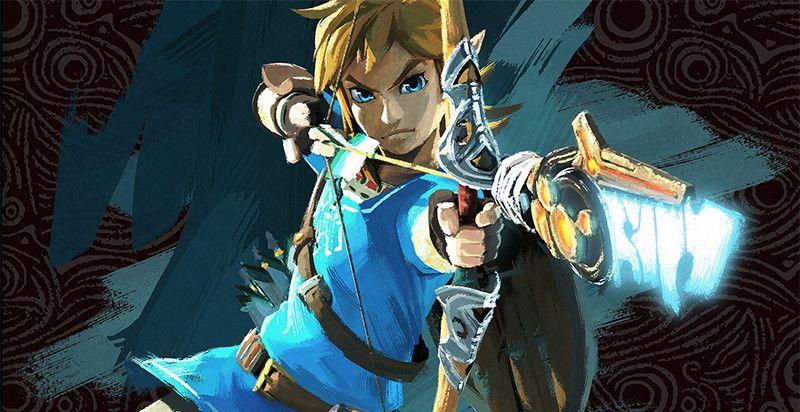 Το Breath of the Wild δεν θα κυκλοφορήσει μαζί με το Nintendo Switch - videogamer.gr