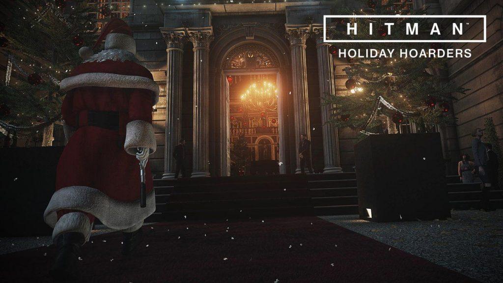 Δωρεαν Χριστουγεννιάτικο DLC για το Hitman - videogamer.gr