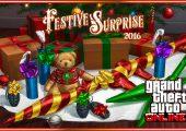 Ηρθαν τα Χριστούγεννα στο GTA Online - videogamer.gr
