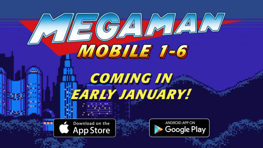 Τα πρώτα 6 originals Mega Man παιχνίδια έρχονται στα κινητά - videogamer.gr