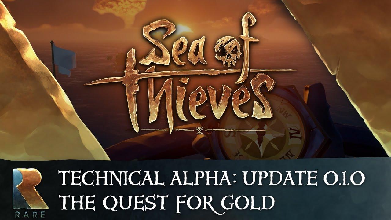 Η Closed Alpha του Sea of Thieves ξεκινάει την επόμενη εβδομάδα - videogamer.gr