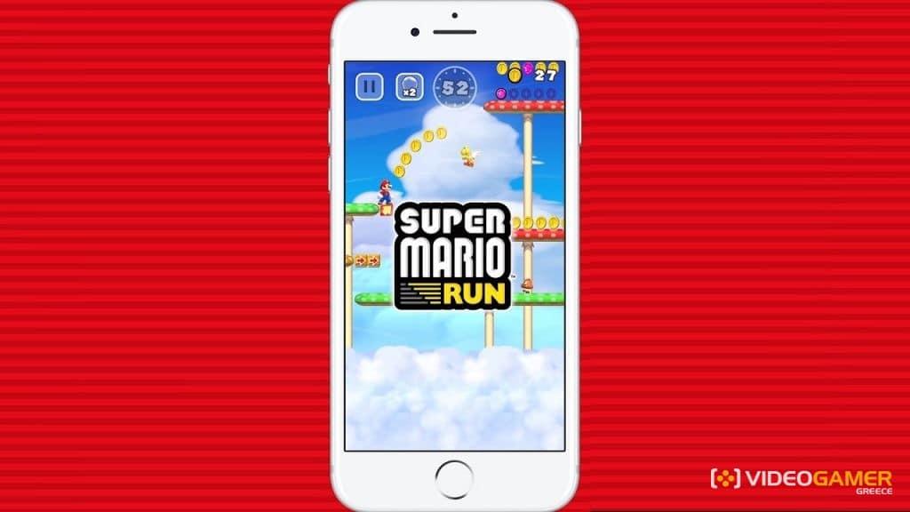 Το Super Mario Run έγινε διαθέσιμο! - videogamer.gr