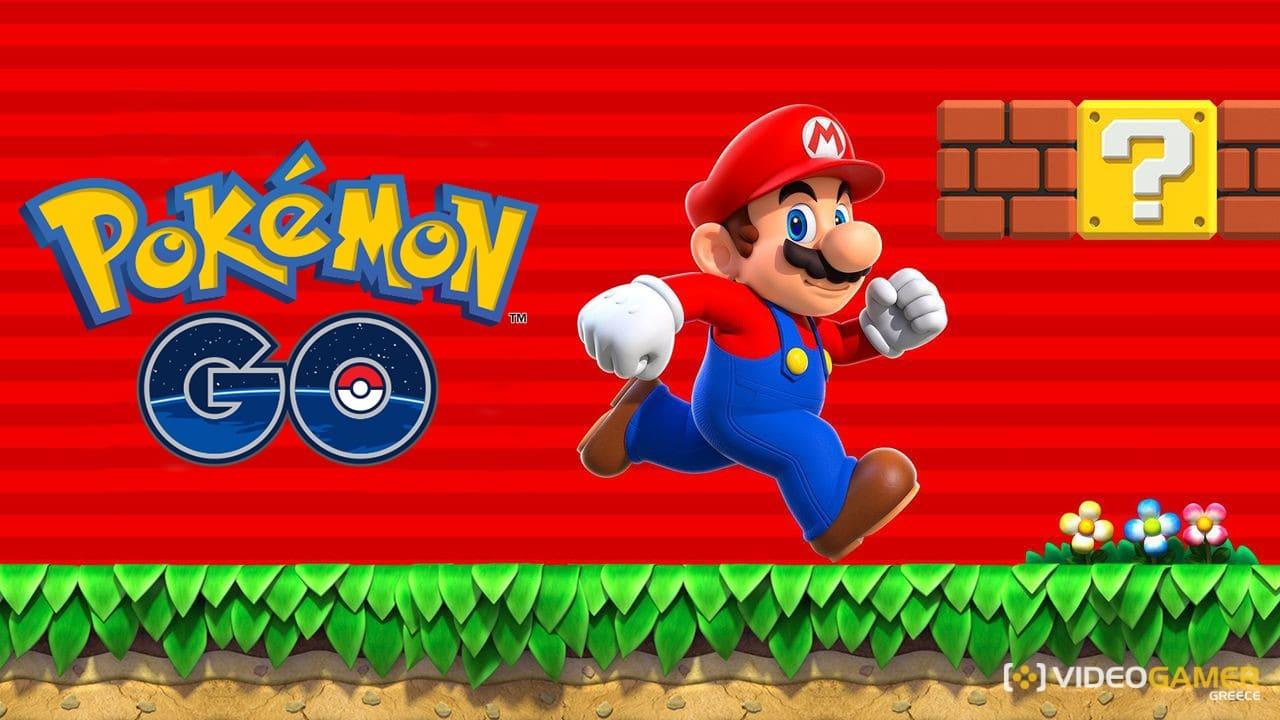 Το Super Mario Run κατέβηκε τριπλάσιες φορές απο το Pokemon GO - videogamer.gr