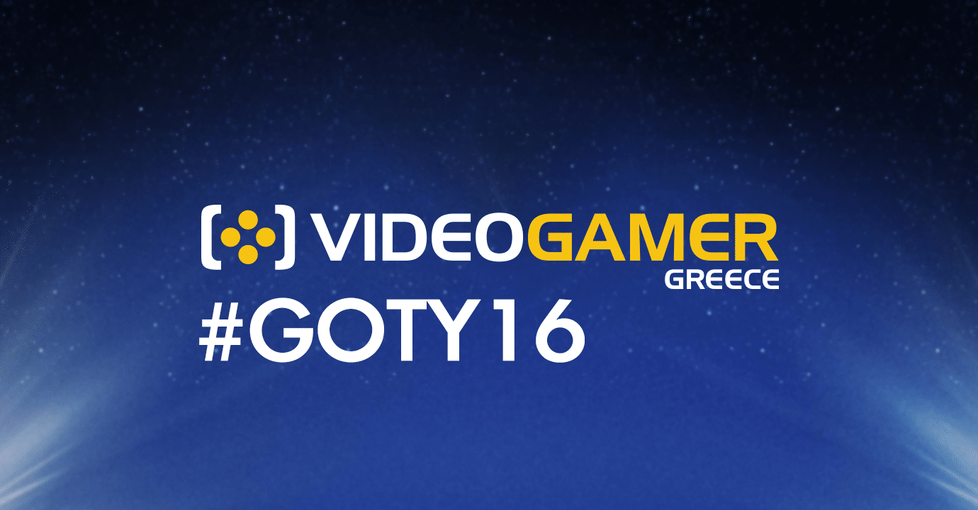 Game of the Year videogamer.gr