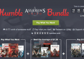 Το Assassin's Creed στο Humble Bundle! - videogamer.gr