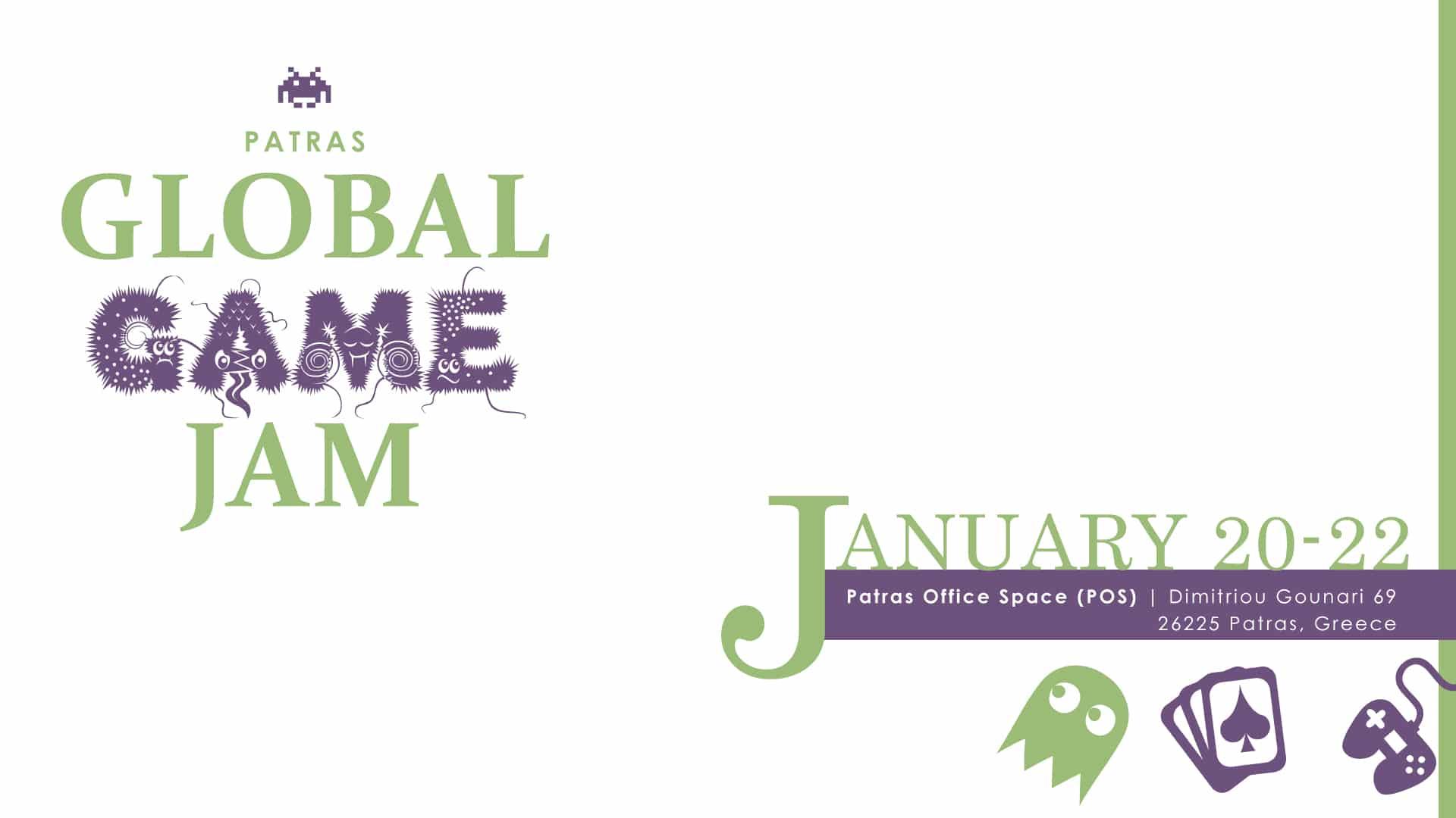 Το Global Game Jam 2017 έφτασε στην Πάτρα - videogamer.gr