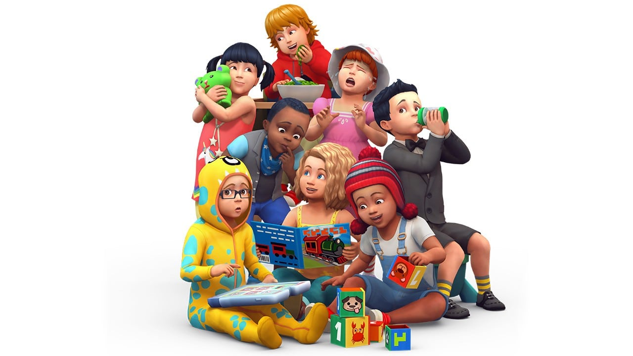 sims 4 update toddlers