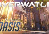 Διαθέσιμος ο Oasis χάρτης για το Overwatch! - videogamer.gr