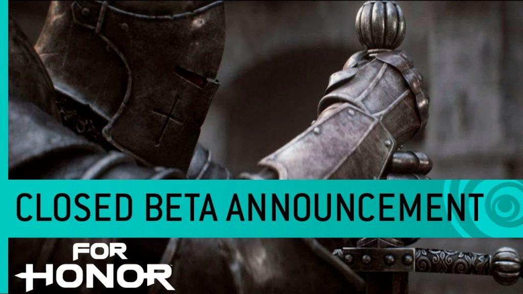Η Beta του For Honor έρχεται στις 26 Ιανουαρίου - videogamer.gr