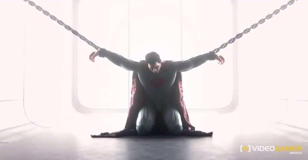 Ο Brainiac στο Story trailer του Injustice 2 - videogamer.gr