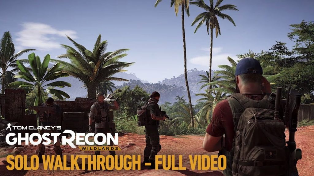 ΔΕΣ το 20-λεπτό gameplay του Ghost Recon Wildlands - videogamer.gr