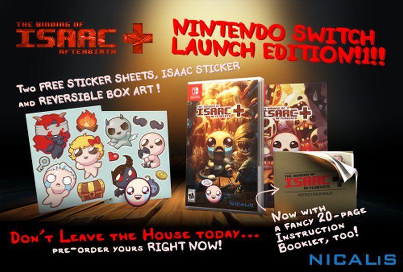Το αρχικό line-up του Nintendo Switch χάνει ένα παιχνίδι! - videogamer.gr