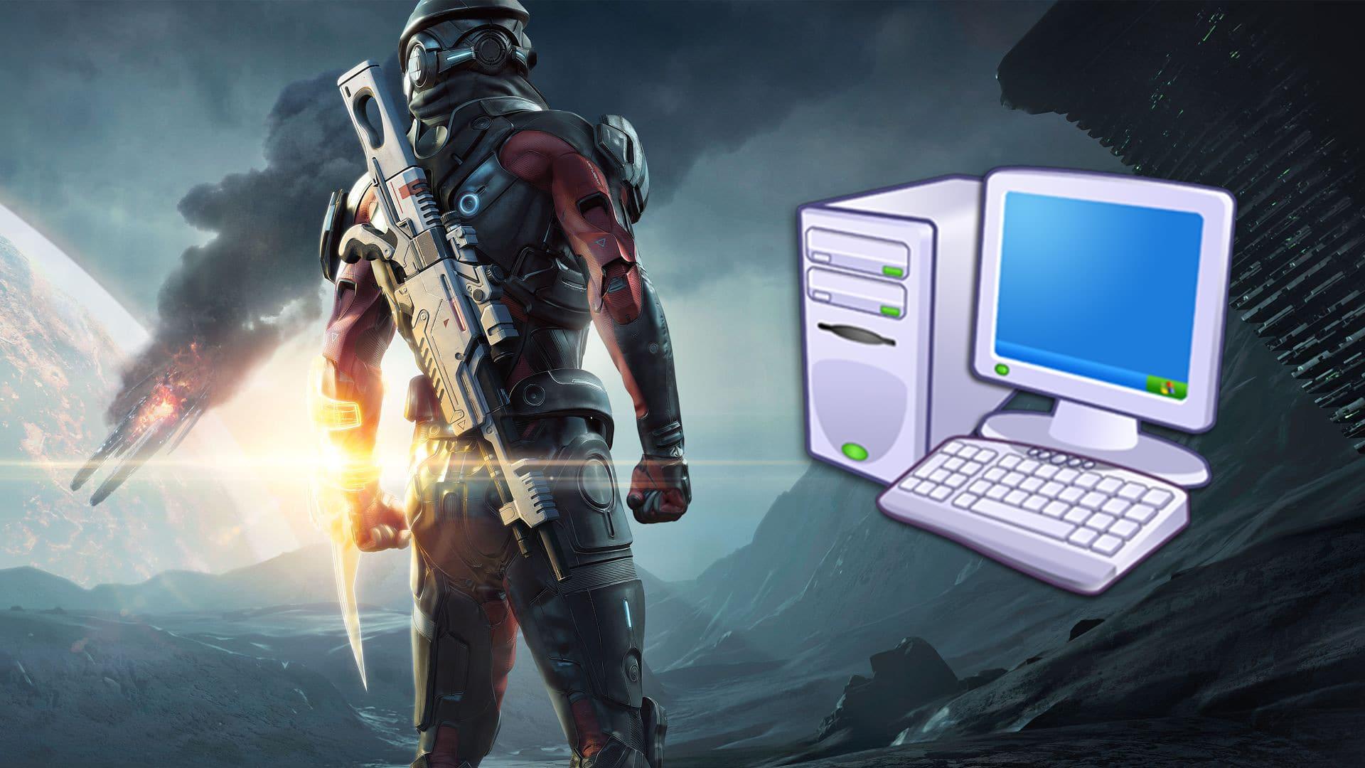 Ανακοινώθηκαν τα PC Specs για το Mass Effect: Andromeda! - videogamer.gr