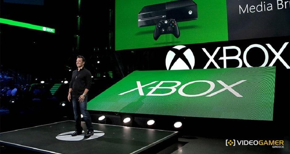Phil Spencer. E3