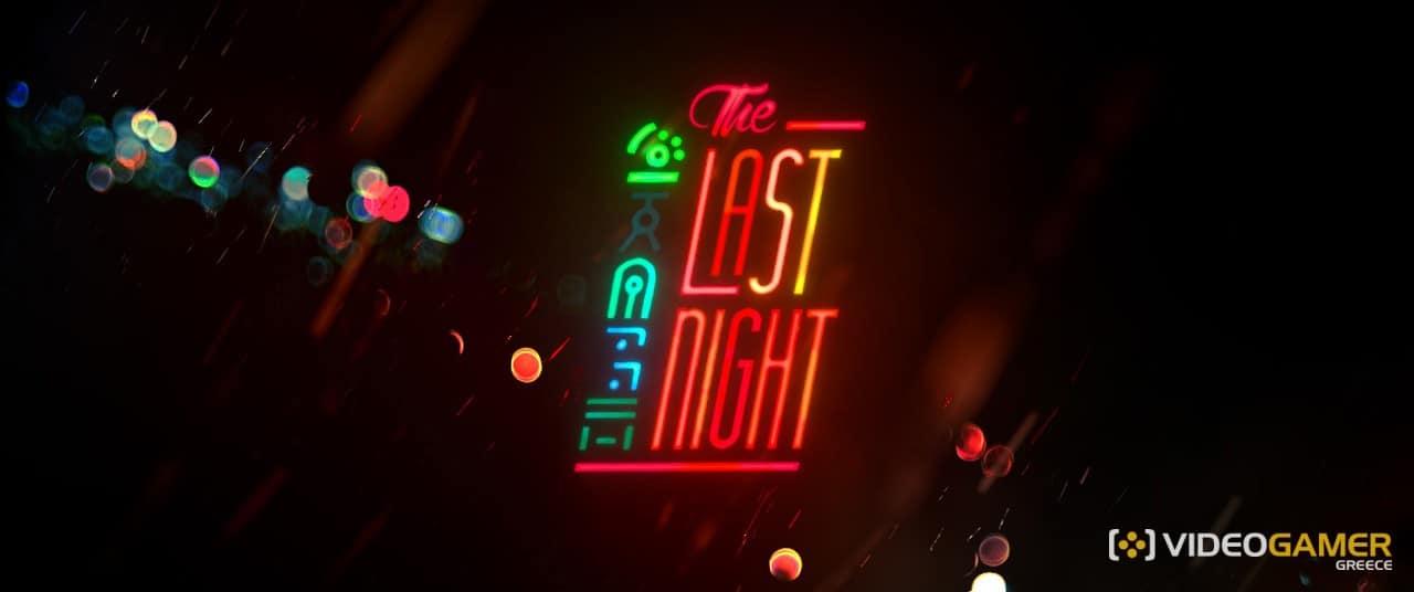 The Last Night-1