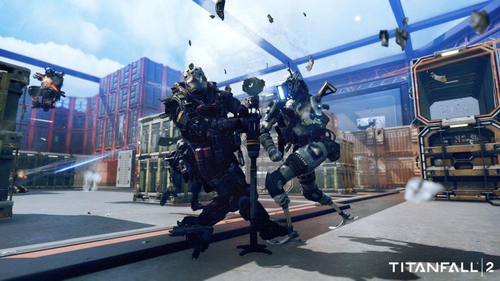Νέο trailer για το Live Fire Mode του Titanfall - videogamer.gr